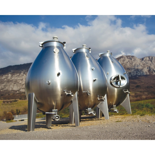 Egginox wine tank