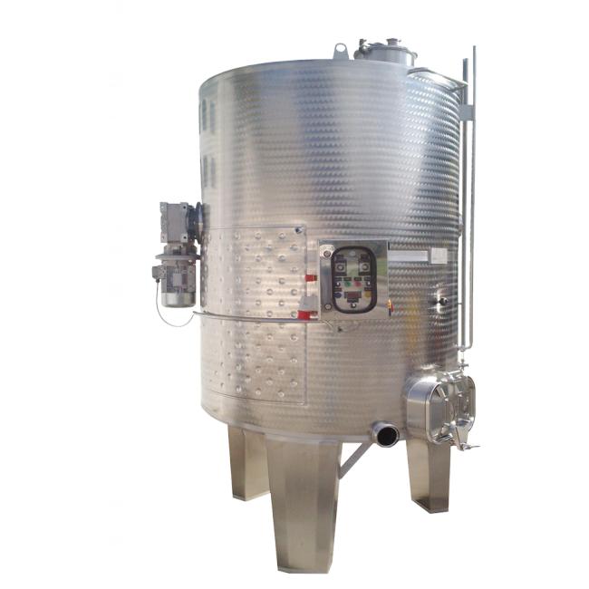 Mash fermenter